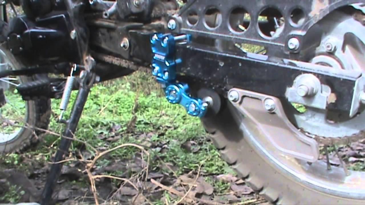 Как сделать цепи на мотоцикл фото 460