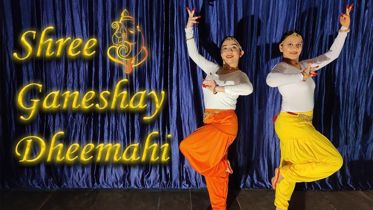 SHREE GANESHAY DHEEMAHI   SHANKAR MAHADEVAN   CHOREOGRAPHY   PEACOCK CULTURE