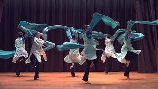 NYCCC 2015 Dance to China - Water Sleeves Dance