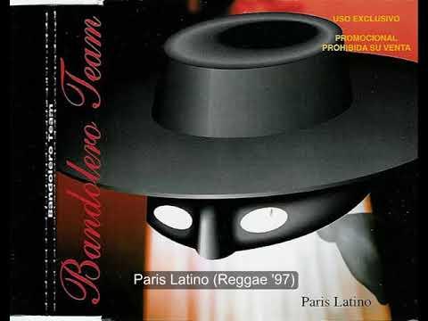 Bandolero Team - Paris Latino (CDM) - 1996