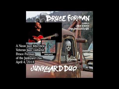 A Neon Jazz Interview with Veteran Jazz Guitarist Bruce Forman