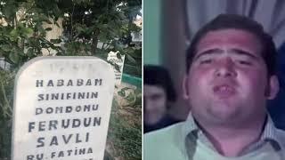 Domdom Ali Hababam Sınıfı Feridun Şavlı - Mezarı