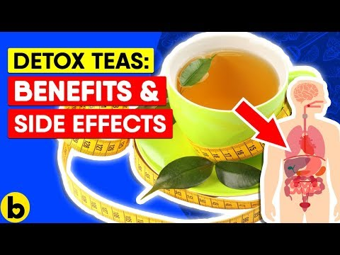 The Purported Benefits and Side Effects of Detox Teas