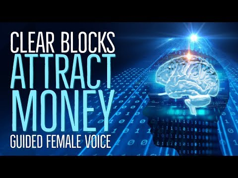 Sleep Hypnosis for Attracting Money with Female Voice