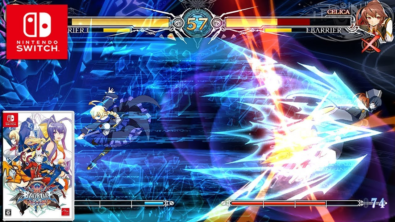 BlazBlue:Central Fiction Special Edition | HD Characters Trailer | Upcoming  Nintendo Switch