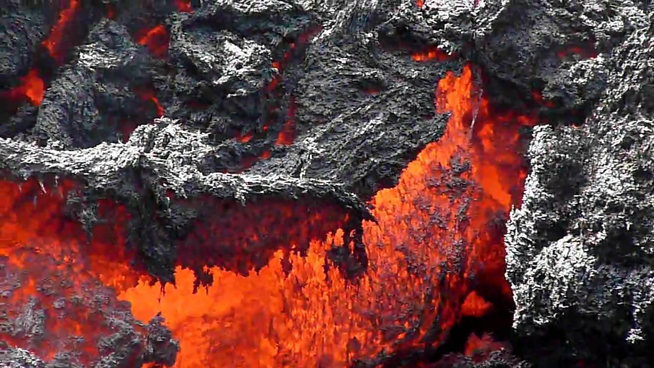 lava mountain volcano - photo #13