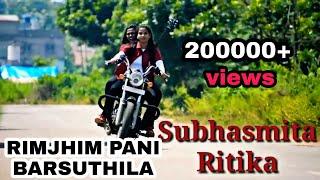 Rimjhim pani barsuthila,sambalpuri dance ||subhasmita behera
