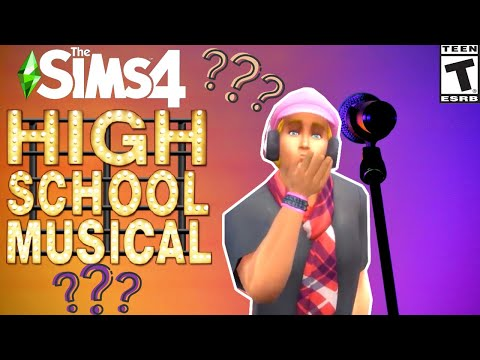 SIMS 4 HS MUSICAL PACK COMING?? SPECULATION/ NEWS DECEMBER 2020