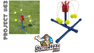 Crazy Super Sonic Soaker - Half Sprinkler, Half Crazy : SonicDad Project #63