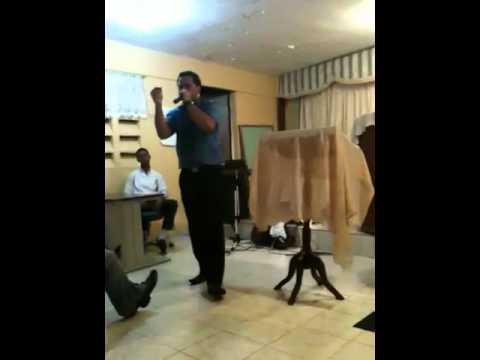 Evangelista Jaime Sanchez en Pedro Brands Rep. Dom. Parte 7