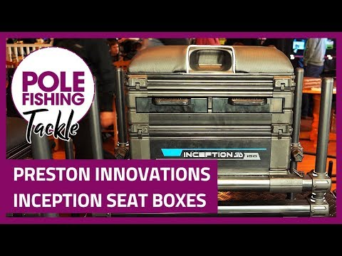 Tackle Up Close | Preston Innovations Inception Seatboxes