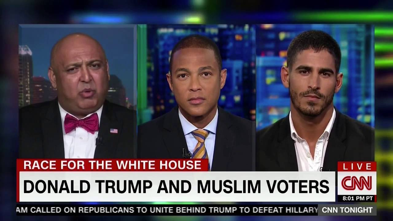 CNN: On Muslims Helping Trump Make America Great Again Part 1 ...