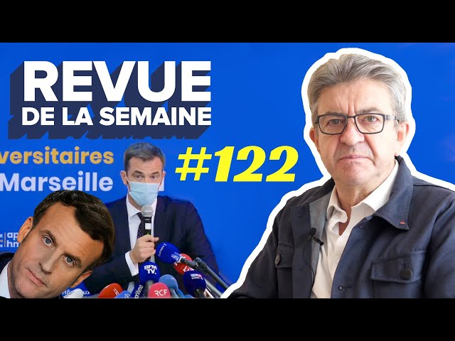 #RDLS122 - Covid-19 : Macron dépassé / cadeaux fiscaux / créolisation
