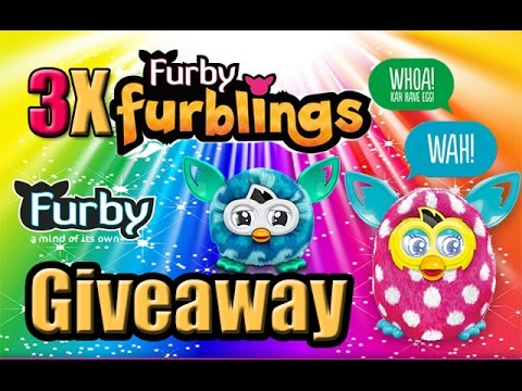 free toy giveaway 2019 free toy giveaway 3x furby furblings toys youtube 2443