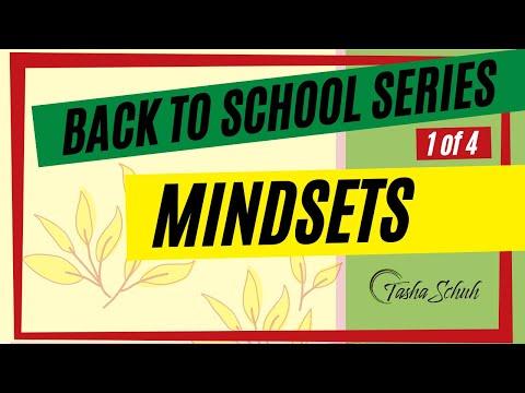Back To School: Mindsets
