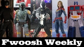 Weekly! Ep92: LOTS of Star Wars/Marvel SHF, Harry Potter, DC, Venom, Transformers, DBZ and more!