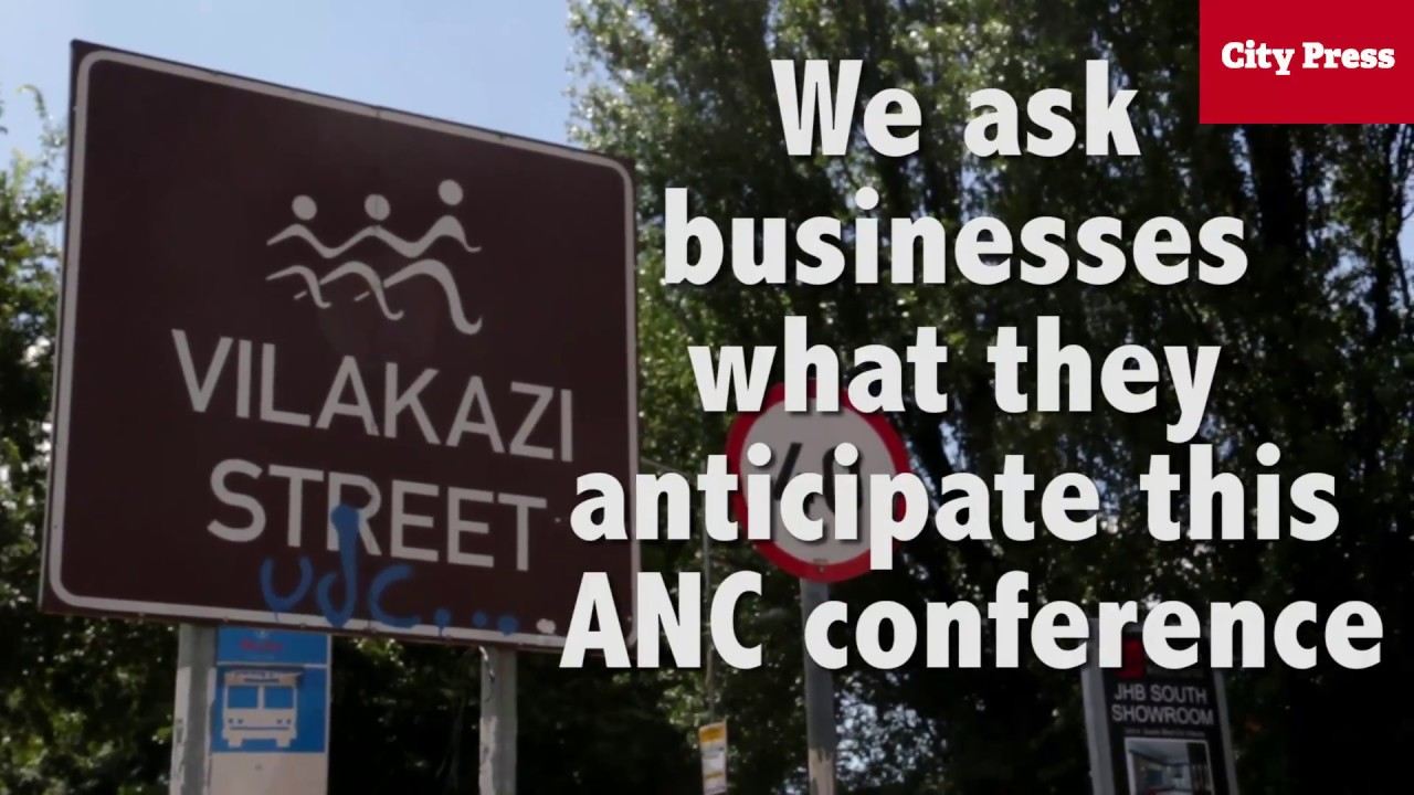 Business owners on Vilakazi street talk ANC conference 2017