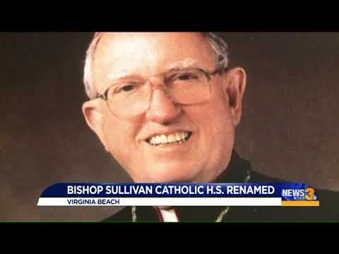 Bishop Sullivan Catholic High School to be renamed 'Catholic High School'