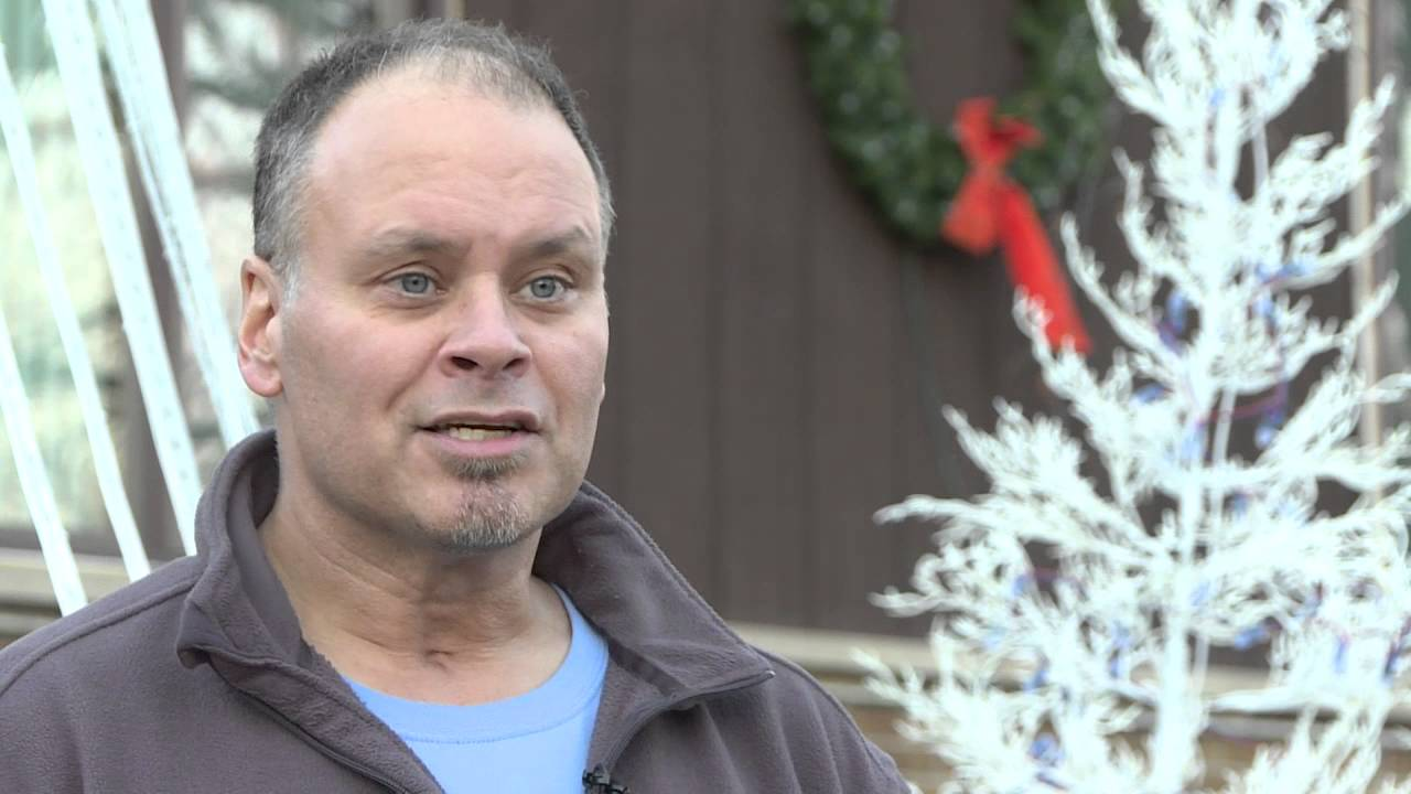 Madison man takes christmas lights to another level