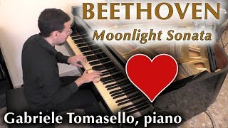 Beethoven Op. 27, số 2 Sonate Ánh trăng - Adagio sostenuto
