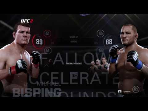 Ufc 2 Creating A Fighter