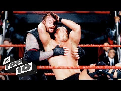 Thumbnail: Dominating moves that defeated The Undertaker: WWE Top 10