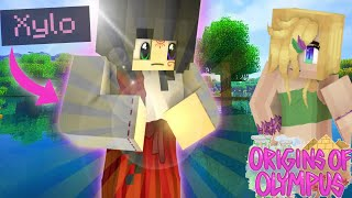 "Origins of Olympus #43 - ""BECOMING THE WOMAN?"" (Percy Jackson Minecraft Roleplay)"