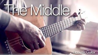 Zedd - the middle - fingerstyle guitar cover // joni laakkonen