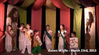Colors of Life - Ik tu Hi Bharosa Dance