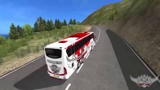 Bus Simulator Indonesia v2 Preview - Part 1 (Trayek Pegunungan)