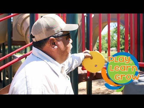 Playground Inspection With Omar And Refugio | Play, Learn, Grow
