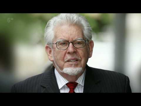Rolf Harris released from prison - Louise Beale reports