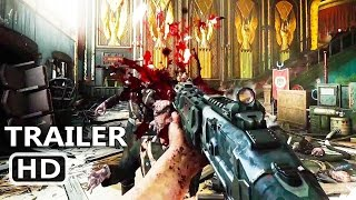 PS4 - Call of Duty Black Ops 3 : Zombies Chronicles Gameplay