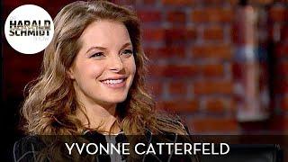 yvonne Catterfeld interview