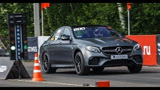 2017 Mercedes-AMG E63 S vs 750 HP Audi RS7 vs 750 HP BMW M6