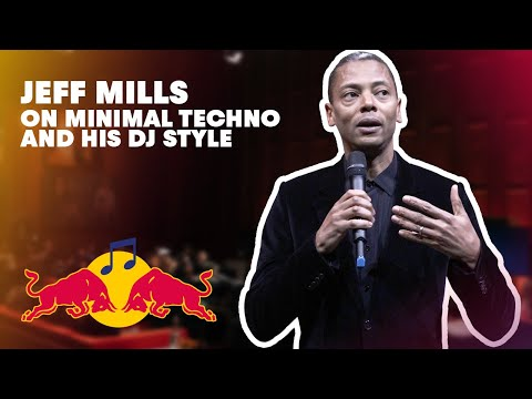 Jeff Mills Lecture (Berlin 1998) | Red Bull Music Academy
