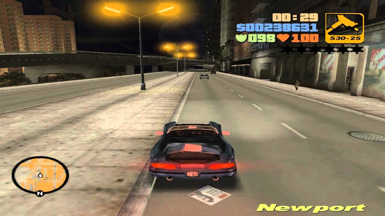 Grand Theft Auto  Yardie Car