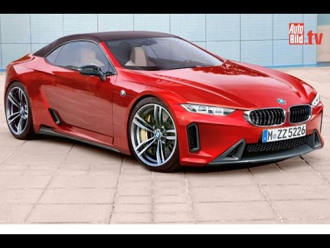 Neuer Bmw Renner Z5 2017 Youtube