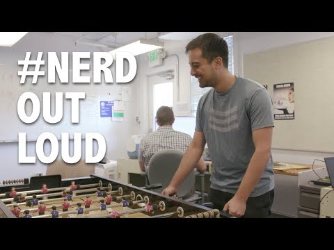 #NerdOutLoud with defense tech engineering intern Alex Hartley