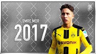 EMRE MOR 2017 - Skills & Goals | DORTMUND | NEW!! ᴴᴰ