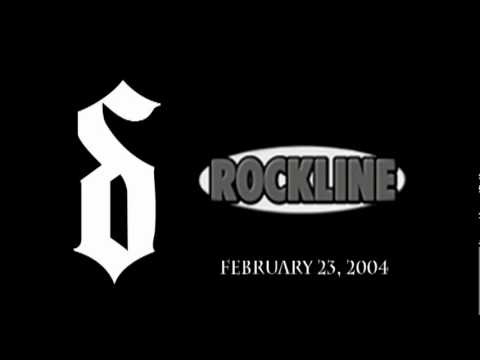 Shinedown - Fly From The Inside [Rockline 2-23-04]
