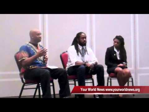 University of Maryland's First Pan-African Conference (2014)