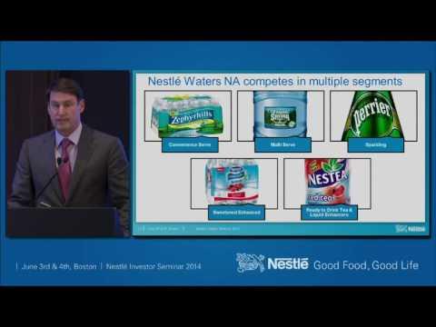 Waters | Tim Brown, Chairman, President & CFO, Nestlé Waters North America