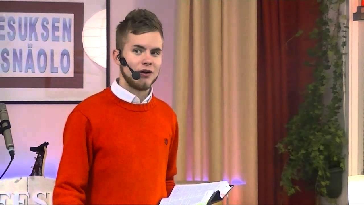 Patrick Tiainen Ystaväkirkko 27.01.2016 klo 18.00