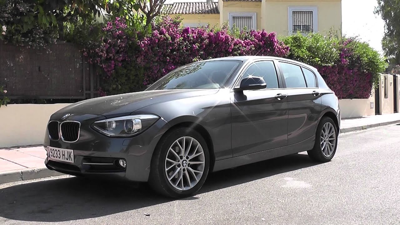 2012 bmw 116d sport driving review youtube. Black Bedroom Furniture Sets. Home Design Ideas