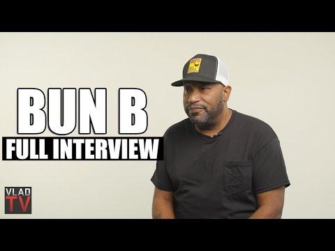 Bun B on Pimp C, Jay Z, 2Pac, DJ Screw, Lil Wayne, Outkast, Jeezy (Full Interview)