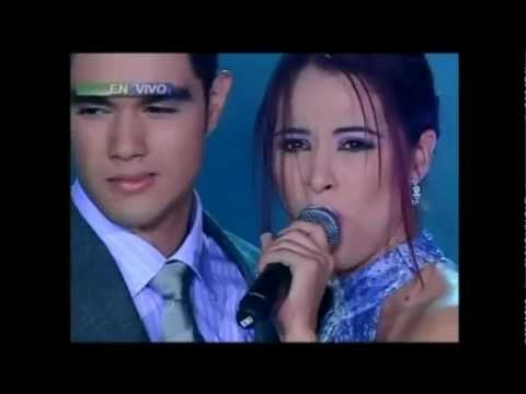 Si no estas conmigo (HD) - Cynthia y Jose Luis