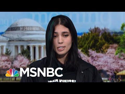 Pussy Riot's Nadya Tolokonnikova Releases 'Read & Riot' | Morning Joe | MSNBC