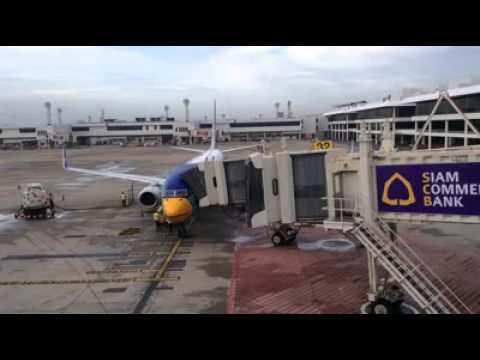 เที่ยวบินปฐมฤกษ์ สายการบินนกแอร์ ดอนเมือง-ขอนแก่น