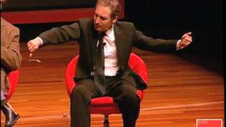 "Brian Greene in ""Invisible Reality"" - Science Short"